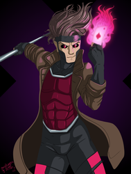 Gambit by OSuKaRuArT