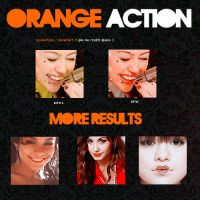 orange action by allactions