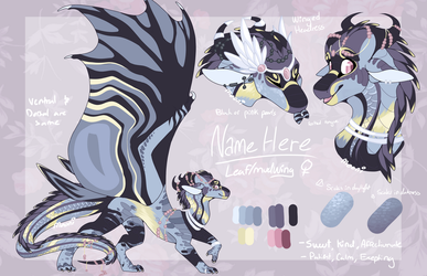 Leaf/mudwing auction :CLOSED: by Moonfiire