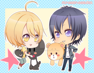 Love Stage by pily-sweet-angel