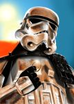 Sandtrooper: 'what's this?' by Robert-Shane