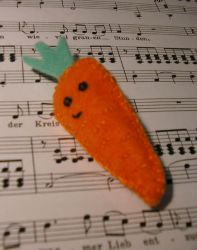carrot badge. by pera-shuus