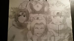 Team 7 by manoartist1996