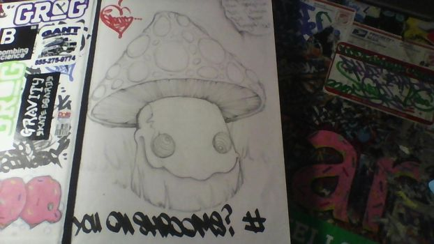 You on shrooms? by PhatGingercat