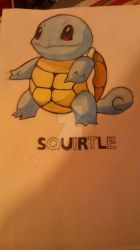 Squirtle by anime-OblivionArts