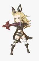 Vampire (Bravely Default: Flying Fairy) by WoolyHugger