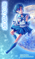 Sailor Mercury by kiniBee