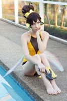 Swim B.Va II by MeganCoffey