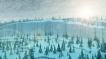 Dawn in the north wallpaper by Vuenick
