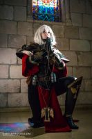 Sister of Battle - Adeptas Sororitas by Quail-Chick