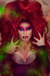 MaDdTribalspell by Zeiran