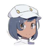 Pokemon Ultra SM - Aether Foundation Employee by chocomiru02