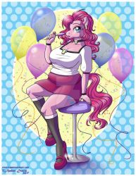 Anthro Pinkie Pie by SonicSweeti
