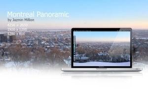 Montreal Panoramic by felixufpe