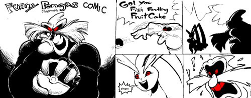 funny pokemon robotnik parody very funny comic by StingerCorps
