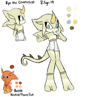New New Oc NOW WITH A NAME NOW WITH A CHAO by MaddieBat