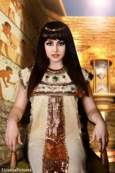*Contest* Monica Bellucci's Cleopatra Look by LicamtaPictures