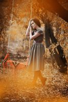 Late October by Dina-bv