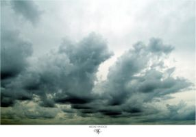 Storming Over: Sky Stock by AboveVintage