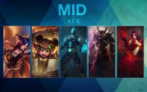 Mid or AFK by kMayhem