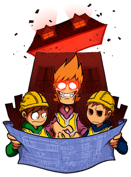 Eddsworld - The Mattening by Boredman