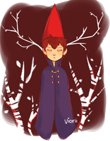 [fanart] Over the Garden Wall by viorii