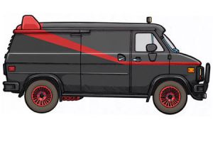 1983 GMC Vandura by 451illustration