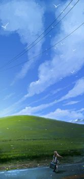 Farewell to Windows XP by ChaoyuanXu