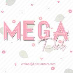 Mega Pack #2 by eminemutlu