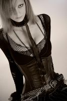 I love leather, metal and skin by Atorka02