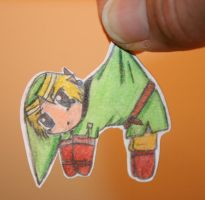 Paper Child -Link by B10-PitLover