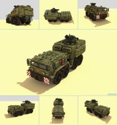 MAZ-537 by Dillerkind