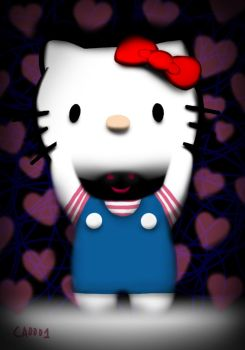 Hello Kitty is a Girl by CA0001