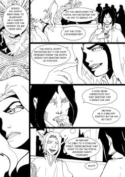 The Dark Artifact - Special Chapter pag. 4 by Enoa79
