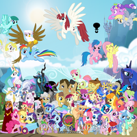 MLP 30th Anniversary: The Ultimate Tribute by SMWStudios