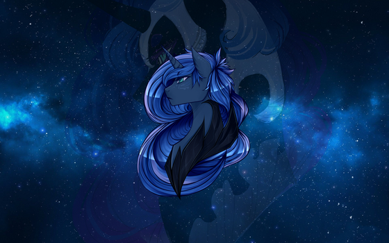 Luna Wallpaper v4 by Pesian