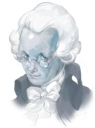 Robespierre Portrait by SmileyFaceOrg