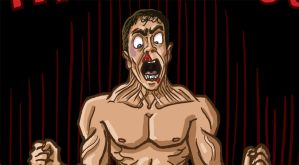 Bloodsport Scream by gaudog