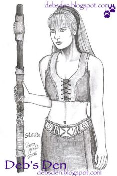 Gabrielle by Xena-Fan-Club