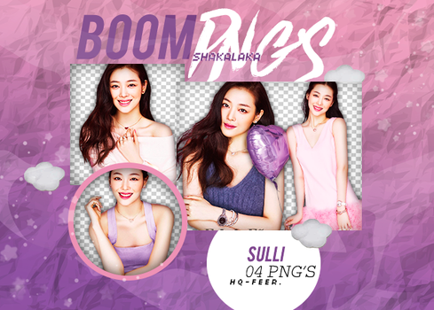 +Pack Png F(x)|Sulli by Pohminit