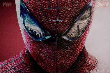 The Amazing Spider-Man Drawing N Photo by im-sorry-thx-all-bye