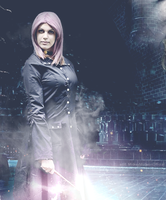 Nymphadora Tonks - Department of Mysteries by DuckieTheOtaku