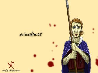First Law: Weakest by YapAttack