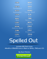 Spelled Out v.2 by SeanFletcher