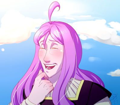EE - What's so funny? by lemon-drop-soda