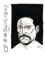 DANNY TREJO by drawhard