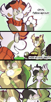 St.Patricks Day : not a good day for everyone by Faky-bean