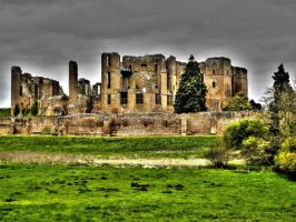 KENILWORTH CASTLE by Iris-cup
