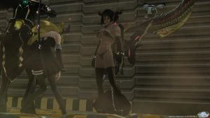 PSO2 Playn Servant and Slave 1 by DarkSoniti
