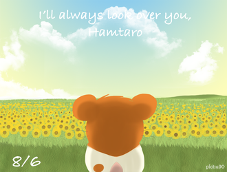 August 6th - A Hamtaro Tribute by pichu90